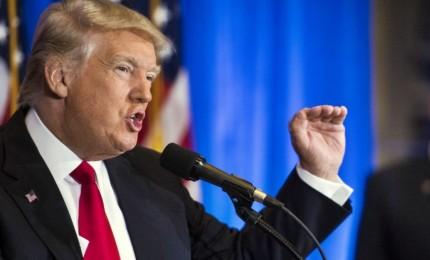"""""""Stiamo costruendo America forte e sicura"""". Dal nucleare a Guantanamo, parla Trump"""
