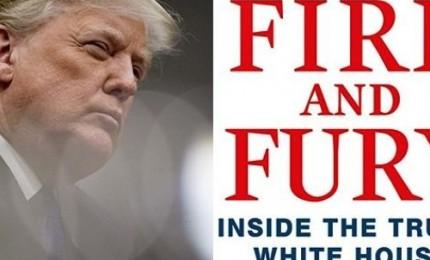 Il libro di Michael Wolff su Trump, la Casa Bianca trema