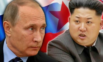 Putin elogia dittatore NordCorea: politico competente e maturo