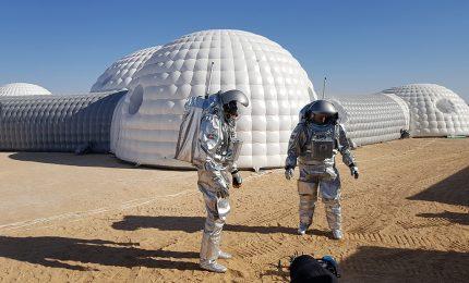 """Simulazione dello """"sbarco"""" su Marte, al via l`orto """"marziano"""" per missione Amadee-18. Parola d'ordine: microverdure"""