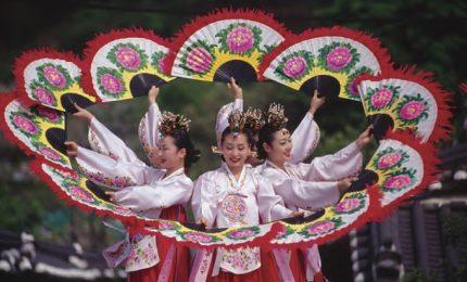 K-pop, breakdance e balli tradizionali in sala stampa Pyeongchang