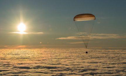 Spazio, rientrata sulla Terra la Soyuz Ms-06 della Expedition 54