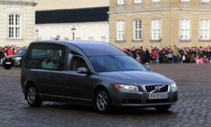 Danimarca, salma principe Henrik a Palazzo Reale