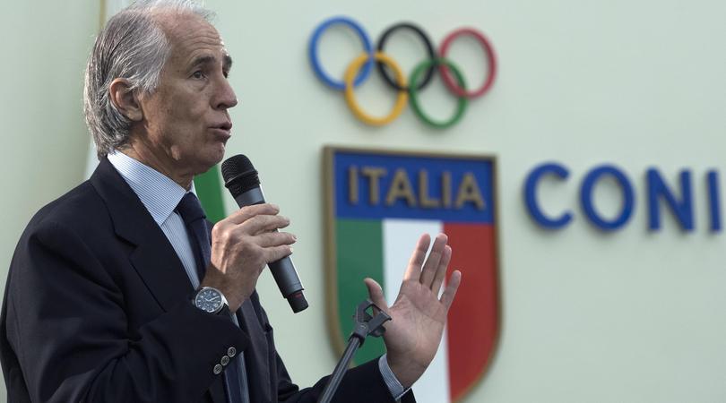 Italia rischia le Olimpiadi senza tricolore e senza inno