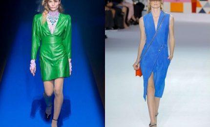 Moda, i colori più trendy per la prossima primavera