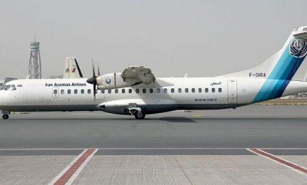 Iran, trovati i resti dell'aereo precipitato con 66 passeggeri