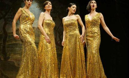 Incanto Quartet, le quattro voci liriche che colorano il pop