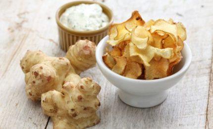 Croccanti e gustose chips di topinambur: la ricetta!