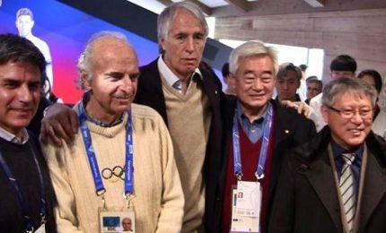 Coree, a Casa Italia la diplomazia del taekwondo