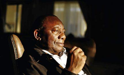 In Sudafrica al via l'era Ramaphosa, un uomo d'affari ed ex sindacalista alla guida del Paese