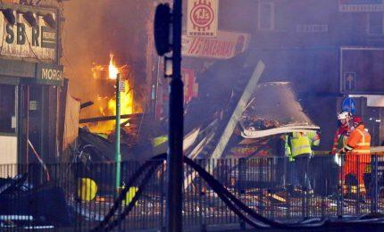 Esplosione in edificio a Leicester, quattro morti