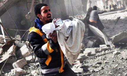 """Iran, operazioni contro terroristi in Siria continueranno. Il Papa: """"Tutto è disumano"""""""