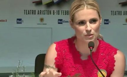 Hunziker: in tv donne sono pari a uomini, in Italia no