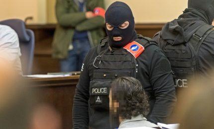 Bruxelles blindata per il processo a Salah Abdeslam. Chiesti 20 anni