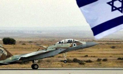 Abbattuto jet israeliano, giallo su dinamica. Sale la tensione tra Israele e la Siria