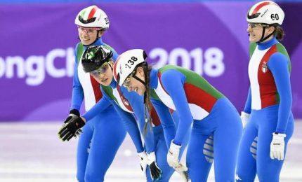 PyeongChang, le ragazze dello short track: Corea da squalificare