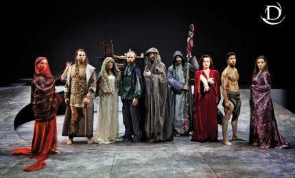 """""""La Divina Commedia"""", in scena l'opera musical di Andrea Ortis"""