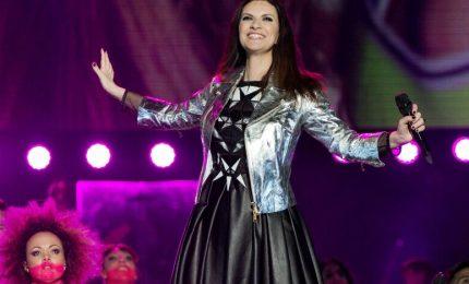 Sciolto il giallo della performance Pausini, la cantante sabato sarà sul palco