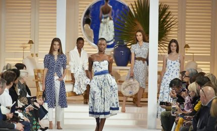 Moda New York, Ralph Lauren tra stile marinaro e Jamaica