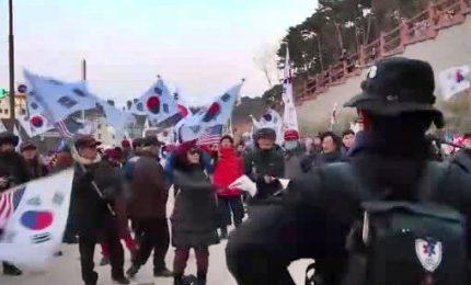 """Proteste in Corea del Sud: """"No ai Giochi a Pyongyang"""""""