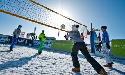 Arriva a Roccaraso il campionato europeo di Snow Volley