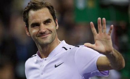 Federer torna a Roma, al Foro Italico dopo 3 anni