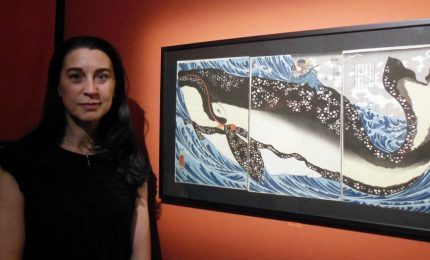 """Arte Giappone, Menegazzo: """"Humour Hiroshige mai sopra le righe"""""""