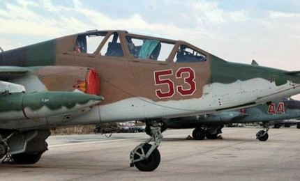 Siria, ribelli abbattono jet militare russo e uccidono il pilota. Mosca conferma