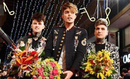 The Kolors debuttano a Sanremo: che onore Festival con Elio