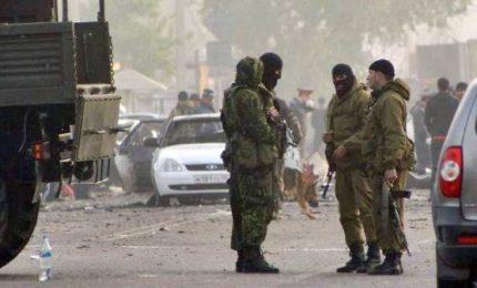 Russia, l'Isis uccide cinque donne davanti a una chiesa ortodossa. Killer colpito a morte