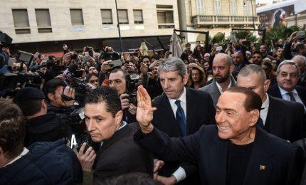 Tour a sorpresa di Berlusconi in Friuli Venezia Giulia, Oggi a Pordenone