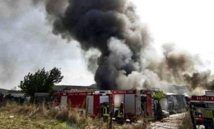 Precipita aereo da turismo nel Veronese, 2 morti