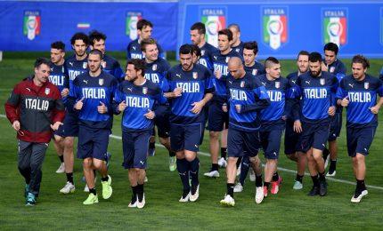 """Mancini dà la formazione: """"Perin titolare contro l'Olanda"""""""