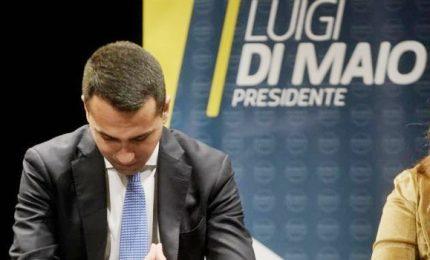 """Primi passi del dialogo M5S-Pd. Di Maio: """"Chiuso discorso con la Lega"""""""