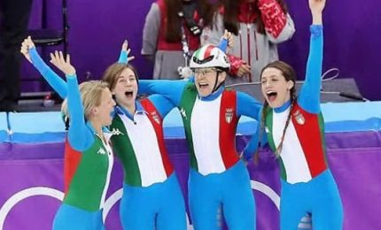 L'Olimpiade delle donne azzurre: tre Ori, un Argento, tre Bronzi
