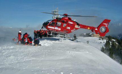 Valanga Grignetta: morti due alpinisti, individuato il terzo
