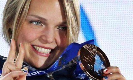 """Fontana, neo campionessa dei 500 metri dello short track: """"Oro cercato da anni. Il segreto? la dieta"""""""