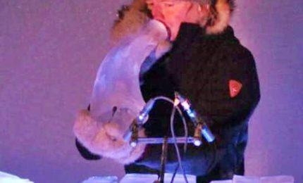 Norvegia, la musica si fa con le tastiere e i corni di ghiaccio