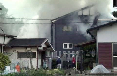 Giappone un elicottero militare si schianta sulle case for Giappone case