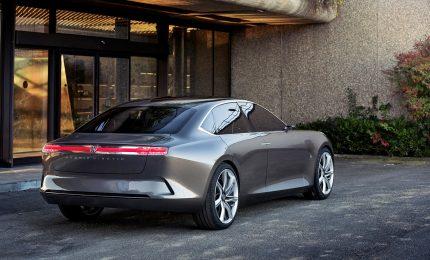 Pininfarina presenta la HK GT, la sportiva ecosostenibile