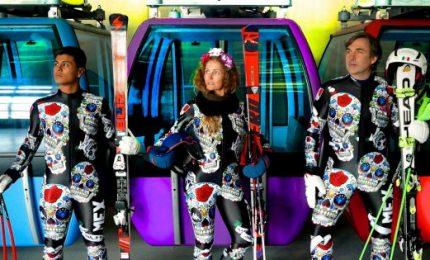 Olimpiadi, il curioso look degli sciatori messicani