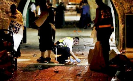 """Israeliano pugnalato a morte da palestinese. Hamas: """"Operazione eroica"""""""