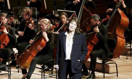 Jane Birkin riporta Serge Gainsbourg sul palcoscenico a New York