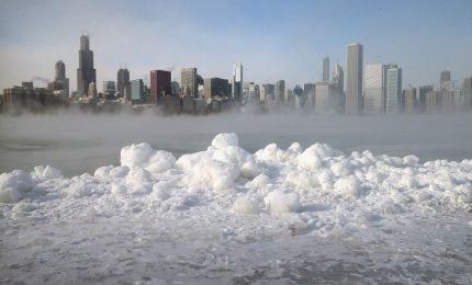 Chicago da record, 9 giorni di nevicate abbondanti