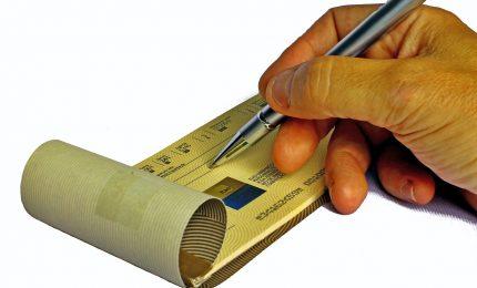Contante e assegni, regole di utilizzo