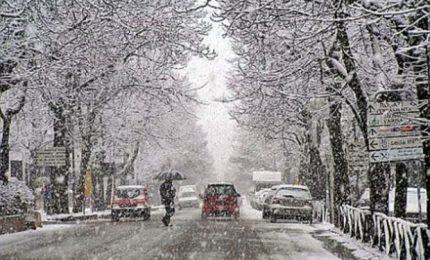 Neve e gelo sull'Italia in attesa dell'arrivo di Burian