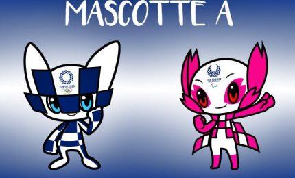 Giochi olimpici di Tokyo 2020, svelata la coppia di mascotte