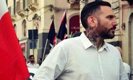 "Pestato dirigente FN a Palermo. ""E guerra sia"""
