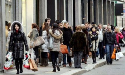 Milano, via Montenapoleone prima in Europa per fashion shopping