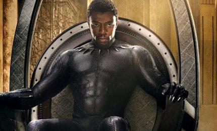"""Africa pazza per """"Black Panther"""", il primo supereroe di colore"""